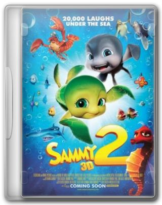 Capa do Filme Sammy 2: A Grande Fuga