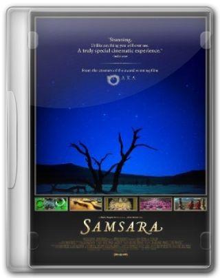 Capa do Filme Samsara