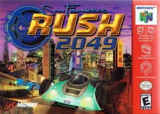 San Francisco Rush 2049 USA