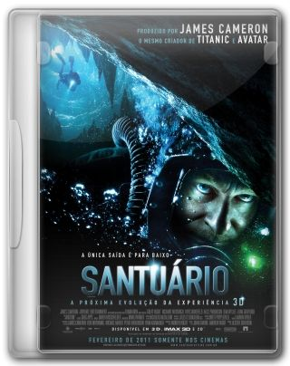 Capa do Filme Santuário