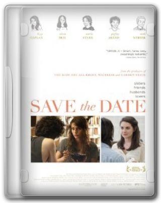 Capa do Filme Save the Date