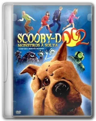 Capa do Filme Scooby-Doo 2 Monstros à Solta