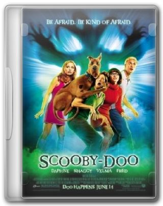 Capa do Filme Scooby-Doo