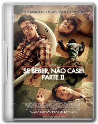 Capa do Filme Se Beber Não Case 2