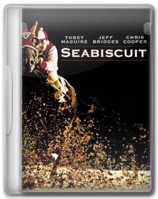 Capa do Filme Seabiscuit Alma de Herói