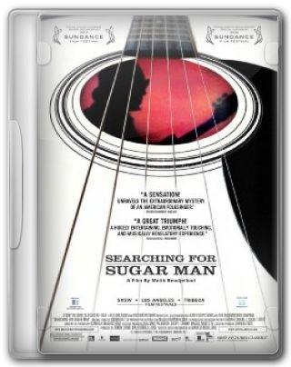 Capa do Filme Searching for Sugar Man