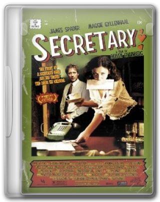 Capa do Filme Secretária