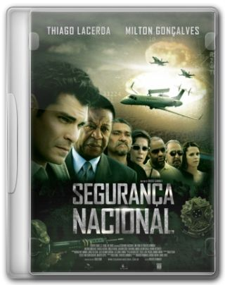 Capa do Filme Segurança Nacional