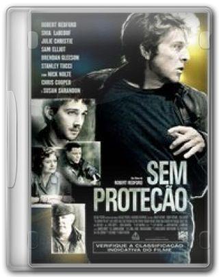 Capa do Filme Sem Proteção