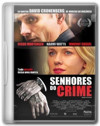 Capa do Filme Senhores do Crime
