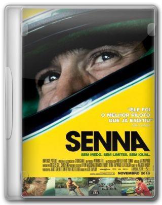 Capa do Filme Senna: O Brasileiro, O Herói, O Campeão
