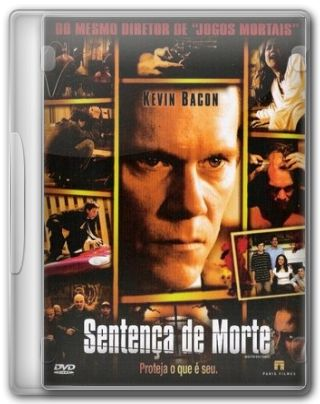 Capa do Filme Sentença de Morte