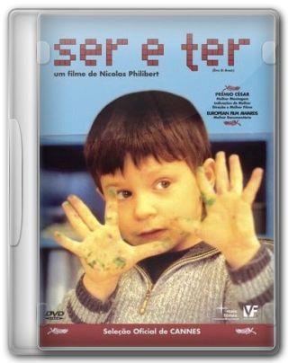 Capa do Filme Ser E Ter