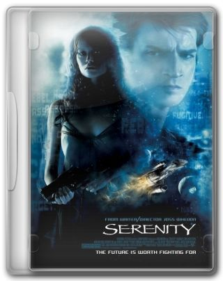 Capa do Filme Serenity