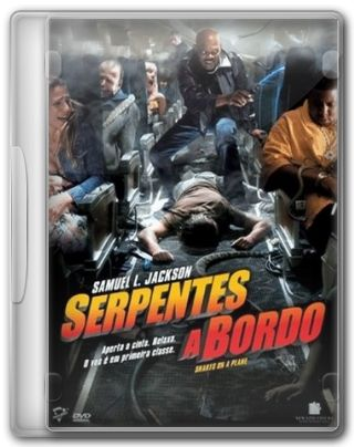 Capa do Filme Serpentes a Bordo