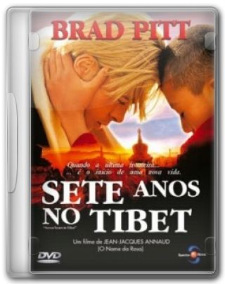 Capa do Filme Sete Anos no Tibet