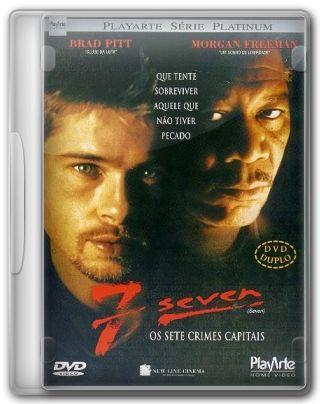 Capa do Filme Seven Os Sete Crimes Capitais