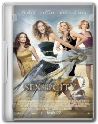 Capa do Filme Sex and the City 2