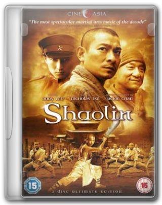 Capa do Filme Shaolin