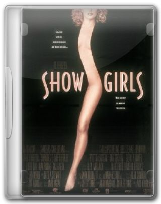 Capa do Filme Showgirls