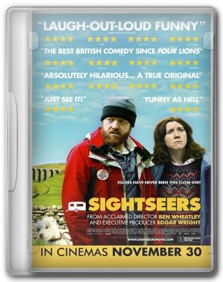 Capa do Filme Sightseers