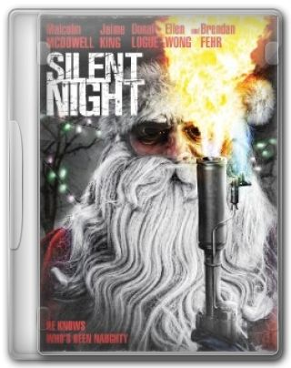 Capa do Filme Silent Night