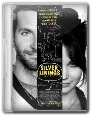 Capa do Filme Silver Linings Playbook