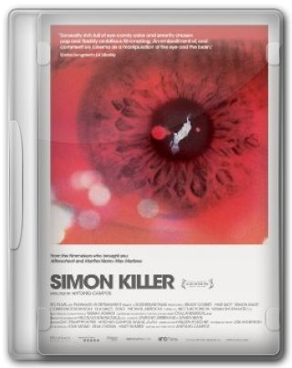 Capa do Filme Simon Killer