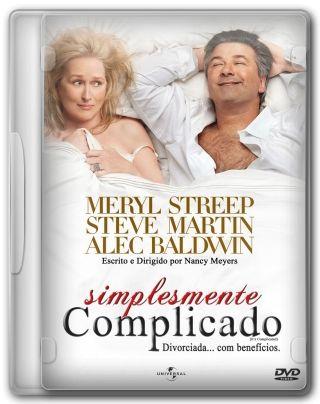 Capa do Filme Simplesmente Complicado