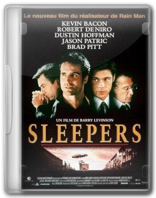 Capa do Filme Sleepers A Vingança Adormecida