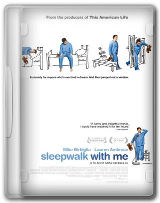 Capa do Filme Sleepwalk with Me