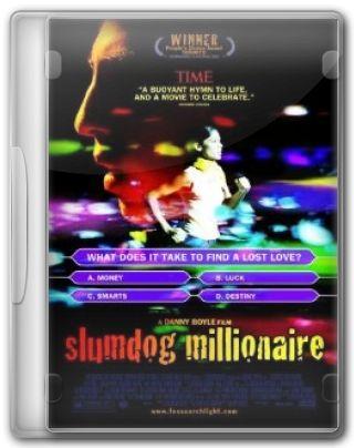 Capa do Filme Quem Quer Ser um Milionário?