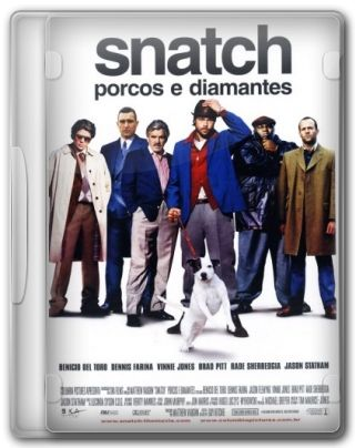 Capa do Filme Snatch Porcos E Diamantes