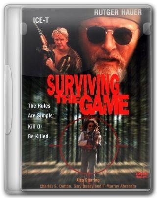 Capa do Filme Sobrevivendo ao Jogo