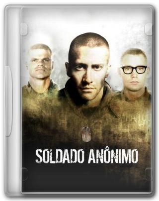 Capa do Filme Soldado Anônimo