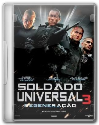 Capa do Filme Soldado Universal 3: Regeneração