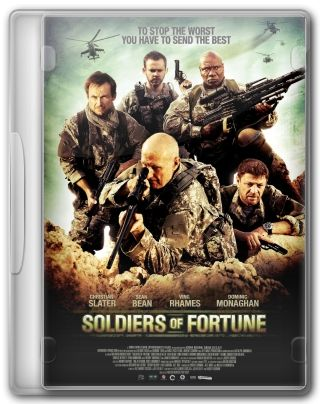 Capa do Filme Soldiers of Fortune