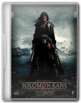 Capa do Filme Solomon Kane O Caçador de Demônios