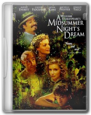 Capa do Filme Sonho de Uma Noite de Verão