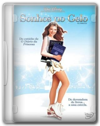 Capa do Filme Sonhos no Gelo