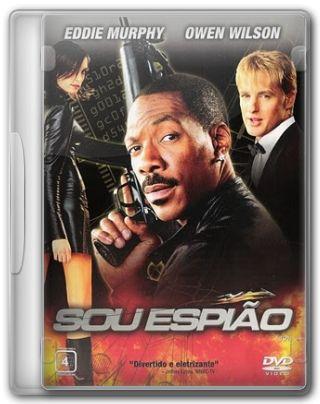 Capa do Filme Sou Espião