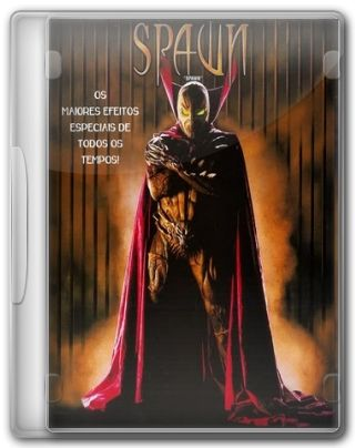 Capa do Filme Spawn O Soldado do Inferno