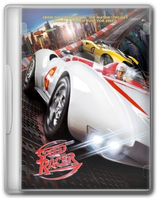 Capa do Filme Speed Racer
