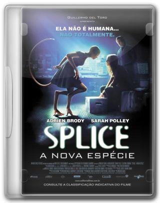 Capa do Filme Splice A Nova Espécie