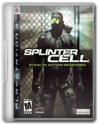 Splinter Cell HD (NPEB00527) (PSN)