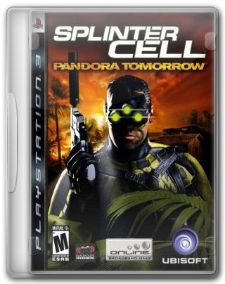 Splinter Cell Pandora Tomorrow HD (NPEB00528) (PSN)