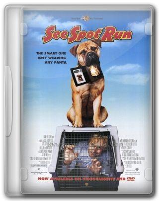 Capa do Filme Spot Um Cão da Pesada