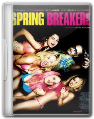 Capa do Filme Spring Breakers