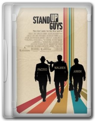 Capa do Filme Stand Up Guys