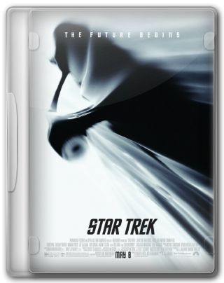 Capa do Filme Star Trek